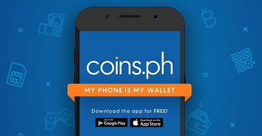 Coins Mobile Wallet